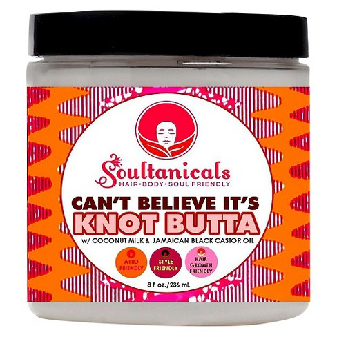 Soultanicals Can't Believe It's Knot Butta - 8 fl oz - image 1 of 1