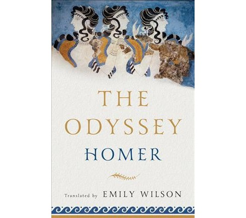 Odyssey -  by Homer (Hardcover) - image 1 of 1