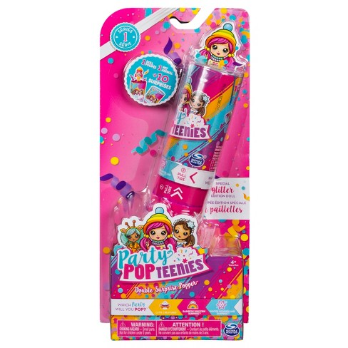 Party Pop Teenies Double Surprise Poppers - image 1 of 4