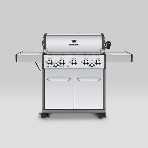 Broil King Baron S590 5-Burner Liquid Propane Gas Grill 923584 - image 1 of 4