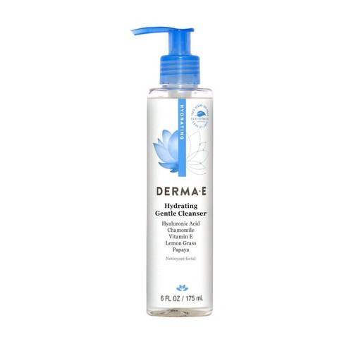 DERMA E Hydrating Cleanser - 6 fl oz - image 1 of 3