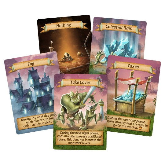 Asmodee Age of Towers Board Game image number null
