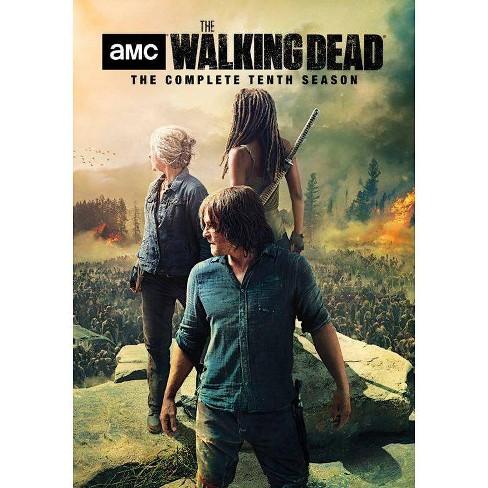 The Walking Dead: Season 10 (DVD) - image 1 of 1