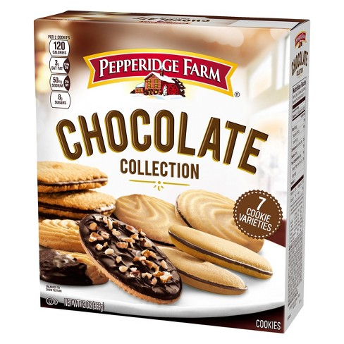 Pepperidge Farm Chocolate Collection Cookies - 13oz - image 1 of 4