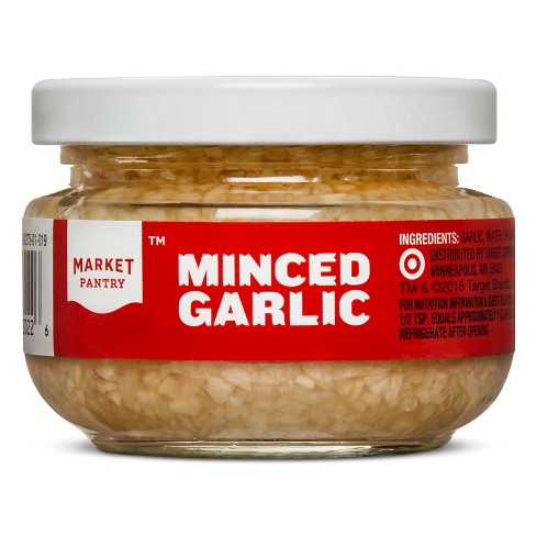 Minced Garlic - 4.5oz - Market Pantry™ - image 1 of 1