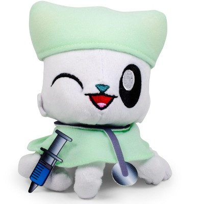 Tentacle Kitty First Responders & Essentials Little Ones Plush | Nurse Kitty