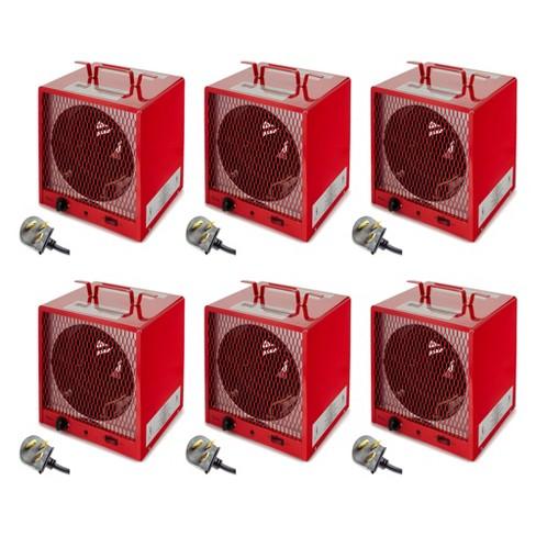 Infrared Heater 240 Volt 5600 Watt Garage Workshop Portable Space Heater Dr