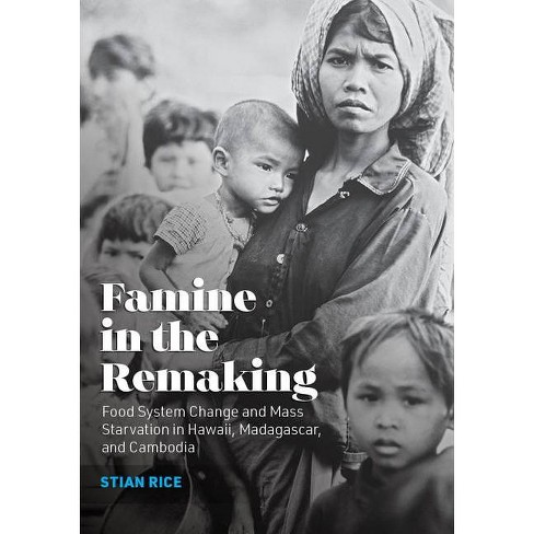 Famine in the Remaking - (Radical Natures) by  Stian Rice (Paperback) - image 1 of 1