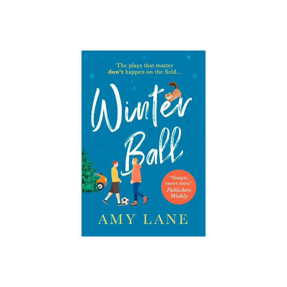 Winter Ball By Amy Lane Paperback