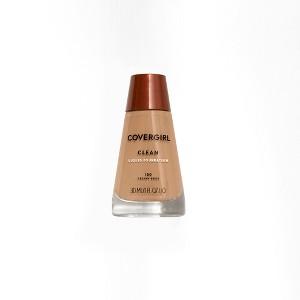 COVERGIRL Clean Foundation 150 Creamy Beige 1 fl oz