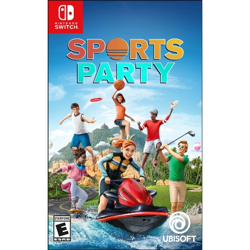 Sports Party - Nintendo Switch - image 1 of 4