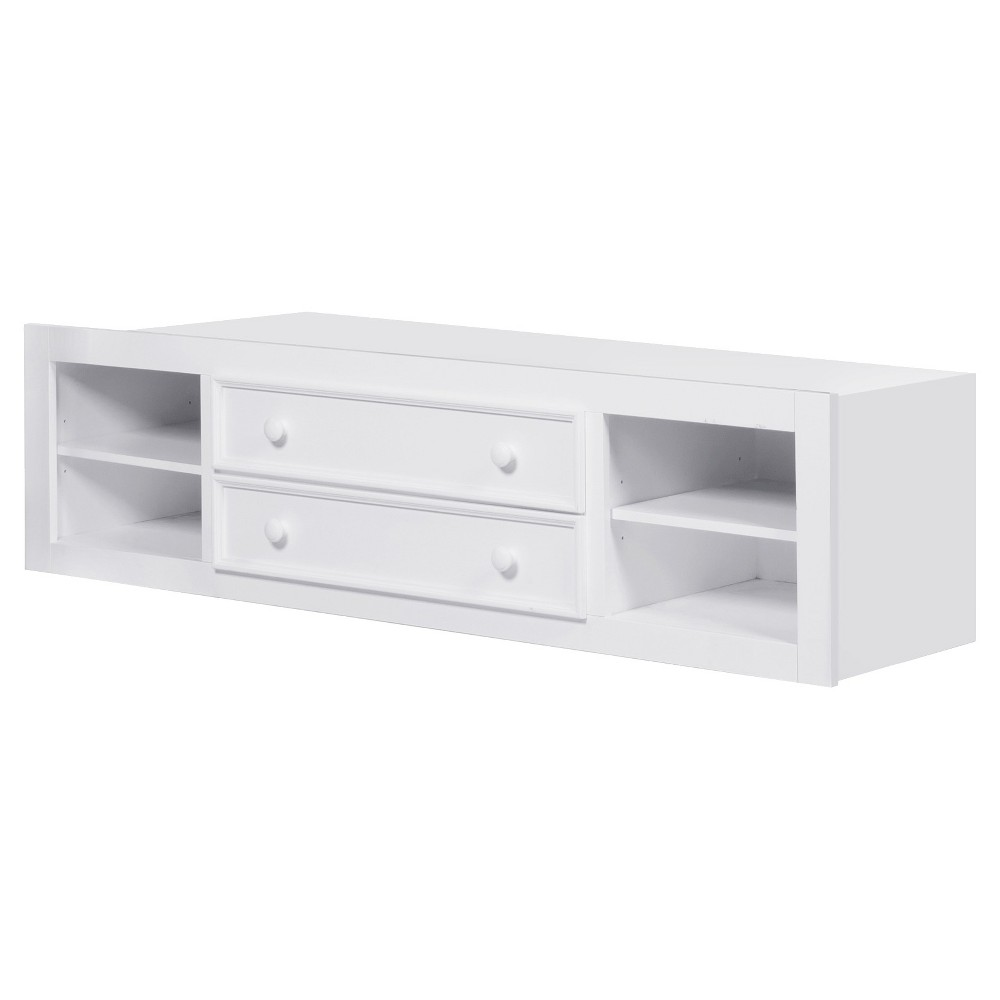 Summertime Underbed Storage White - Right2Home