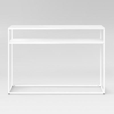 Glasgow Metal Console Table White - Project 62™