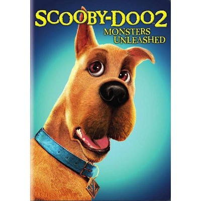 Scooby Doo 2 Monsters Unleashed Dvd Target
