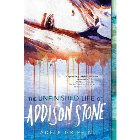Unfinished Life Of Addison Stone Reprint Paperback Adele