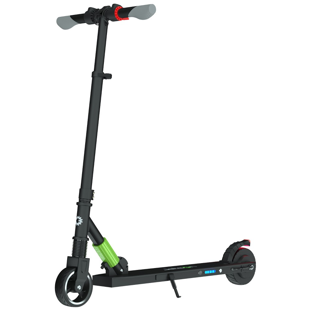 Jetson Cruise Folding Electric Scooter - Black/Green
