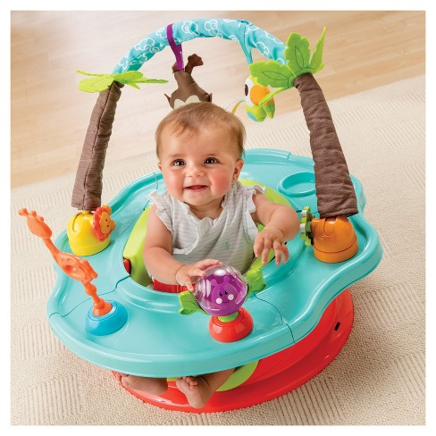 Other Summer Superseat 3 In 1 Baby Seat And Activity Centre