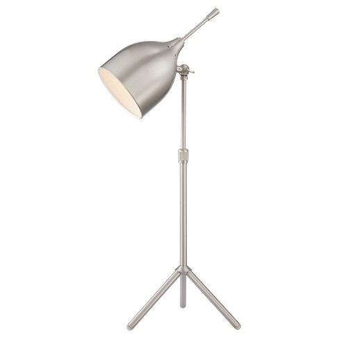 Ulric Desk Lamp Polished Steel (Includes Energy Efficient Light Bulb) - Lite Source - image 1 of 2