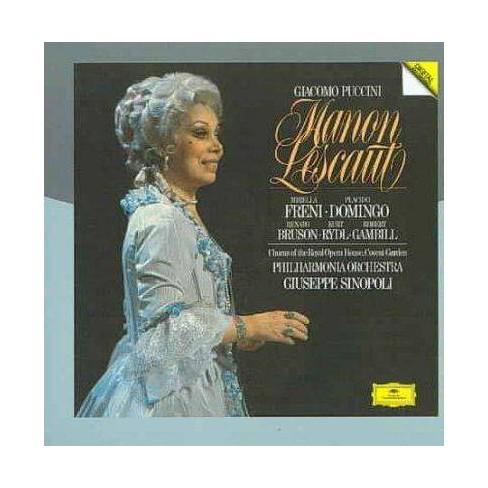 Puccini - Puccini: Manon Lescaut (CD) - image 1 of 1