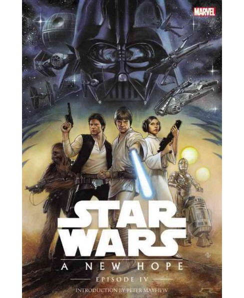 Star Wars Episode IV A New Hope (Reprint) (Paperback) (Roy Thomas) - image 1 of 1