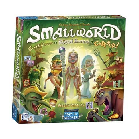 Small World: Compendium Vol 2 Board Game - image 1 of 4