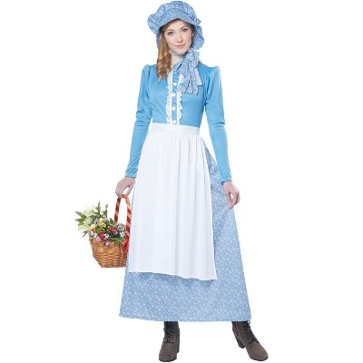 California Costumes Pioneer Woman Adult Costume