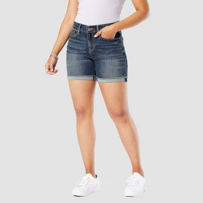 "DENIZEN® from Levi's® Women's Mid-Rise 5"" Jean Shorts"