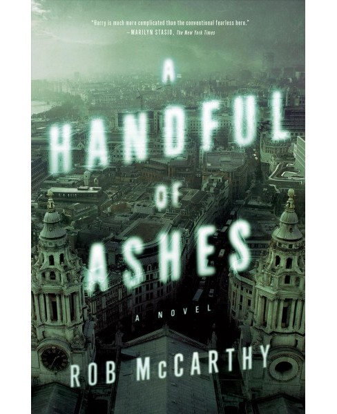 Handful of Ashes -  (Dr. Harry Kent) by Rob Mccarthy (Hardcover) - image 1 of 1