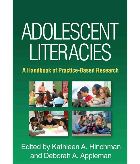 Adolescent Literacies : A Handbook of Practice-Based Research (Hardcover) - image 1 of 1