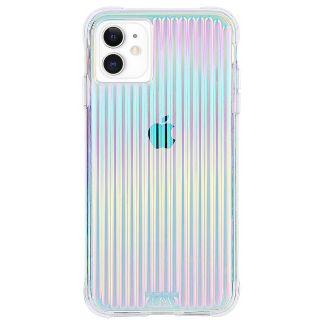 Case-Mate Apple iPhone 11 Tough Groove Case - Iridescent