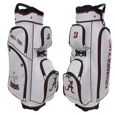 Bridgestone NCAA Golf Stand Bag-Alabama