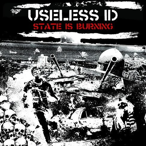 Useless id - State is burning (Vinyl) - image 1 of 1