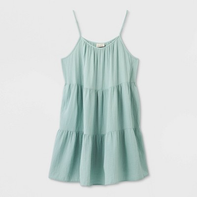 Women's Tiered Tank Dress - Universal Thread™