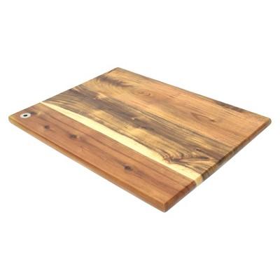 P!zazz 12  X 15.75  Acacia Cutting Board