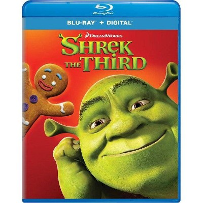 Shrek the Third (Blu-ray + Digital)