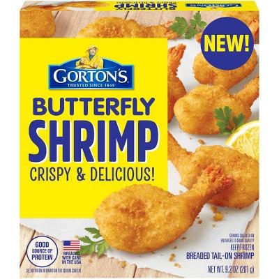 Gorton's Breaded Butterfly Shrimp - Frozen - 9.2oz