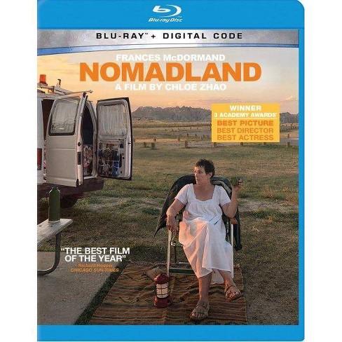 Nomadland (Blu-ray)(2021) - image 1 of 1