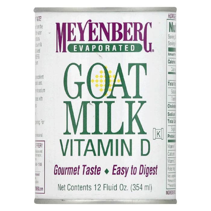 Meyenberg Evaporated Goat Milk Vitamin D 12 oz - image 1 of 1