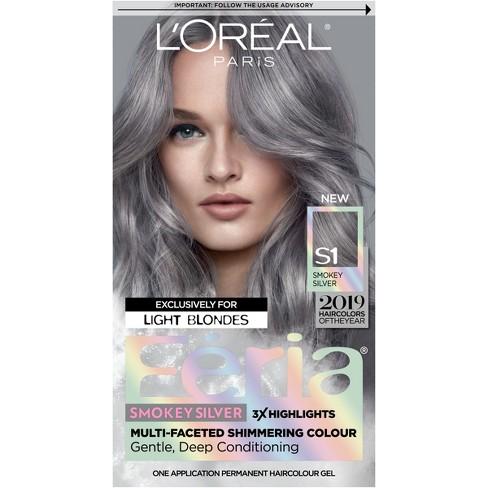 L\'Oral Paris Fria Multi - Faceted Shimmering Permanent Hair Color ...