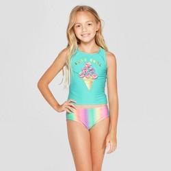 2afba48cc8 Girls' L.O.L. Surprise! One Piece Swimsuit - Black : Target