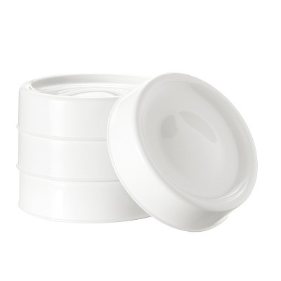 Tommee Tippee Closer To Nature Storage Lids - 6 ct
