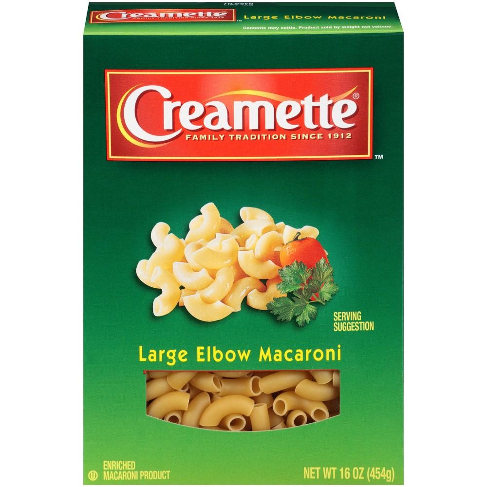 Creamette Large Elbow Macaroni Pasta - 16oz