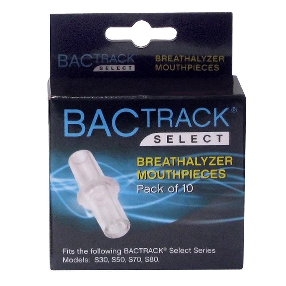 BACtrack Reusable Breathalyzer Mouthpieces - 10 ct Reviews