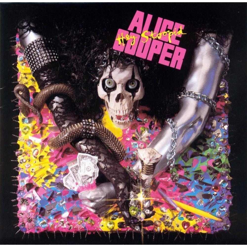 Alice Cooper - Hey Stoopid (CD)