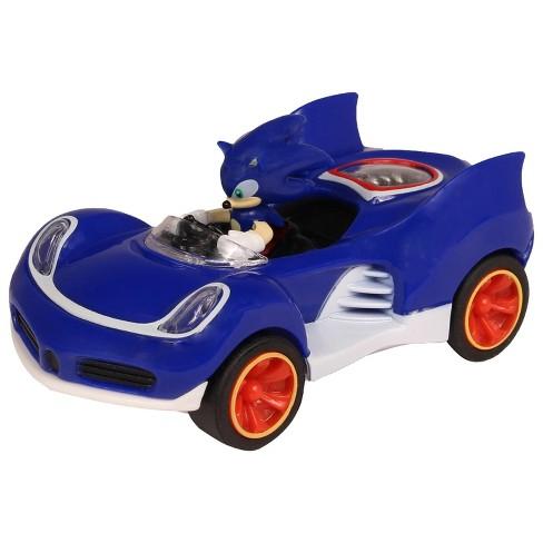 Nkok Sonic The Hedgehog Sonic All Stars Racing Pull Back Vehicle Target