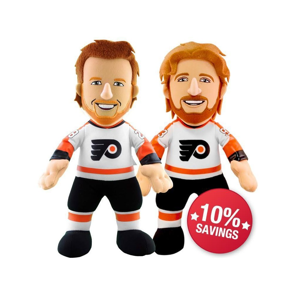 NHL Philadelphia Flyers Dynamic Duo Girioux and Vorichek