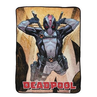Deadpool X Throw Gray