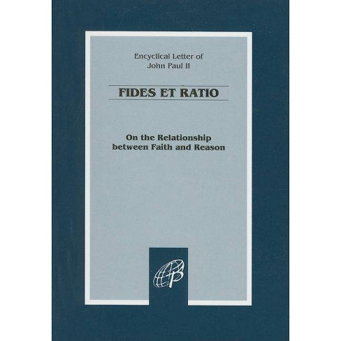 Faith & Reason, on Relationship - (Paperback) - image 1 of 1