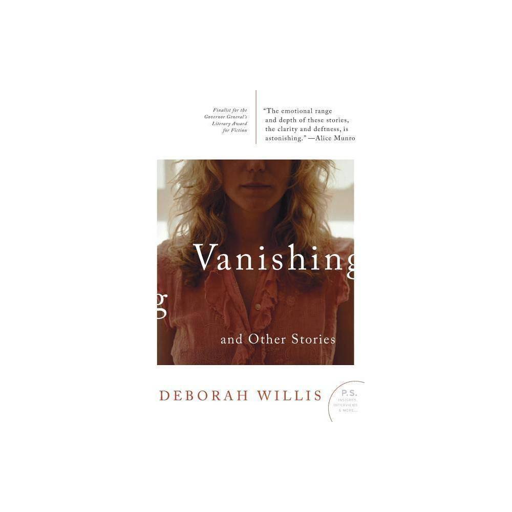 Vanishing And Other Stories P S By Deborah Willis Paperback