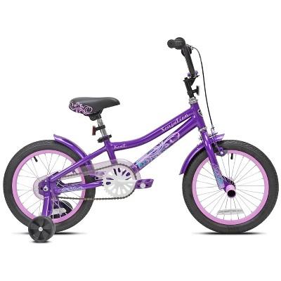 "Kent Sensation 16"" Kids' Bike - Lavender"